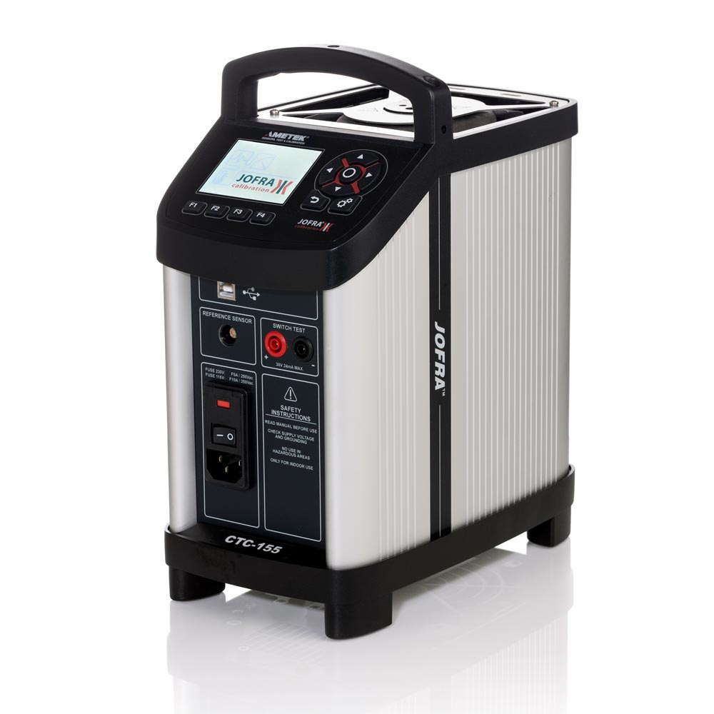 Ametek Jofra Temperature Calibrators