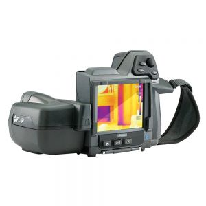 Rent FLIR T640 Hi Resolution Wifi Enabled Thermal Camera