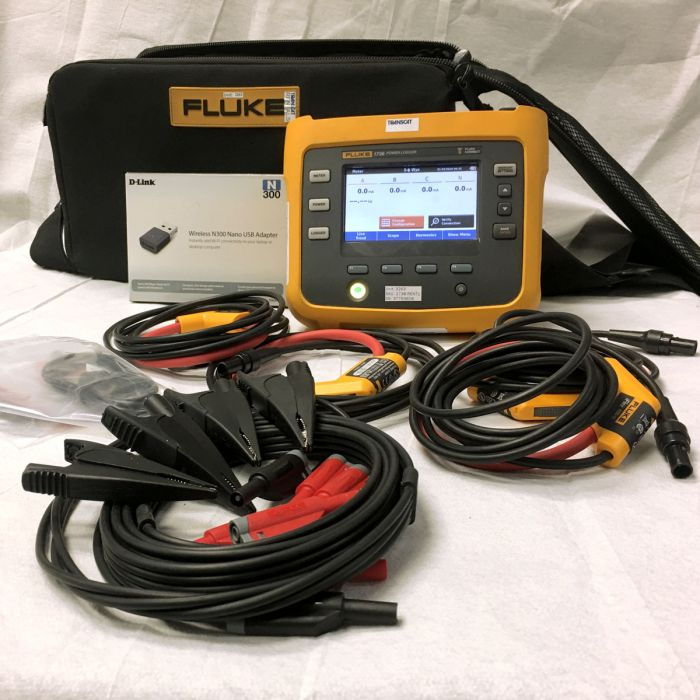 Fluke AUX Input Cable for Energy Logger