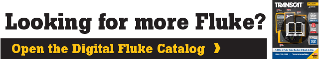 New Fluke Digital Catalog