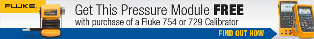 Get this FREE with purchase of Fluke 754 or Fluke 729