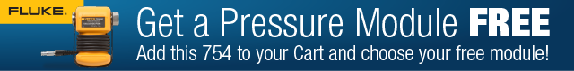 FREE pressure module worth up to $2,650 with purchase