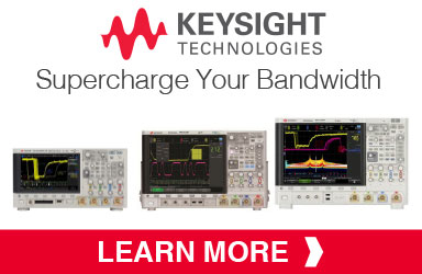 Keysight Bandwidht Promotion