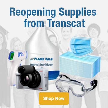 Reopening Supplies from Transcat