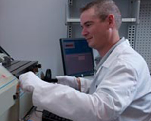 Transcat Calibration Lab In Use