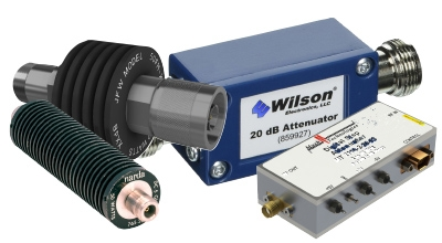 Attenuator Calibration Services from Transcat