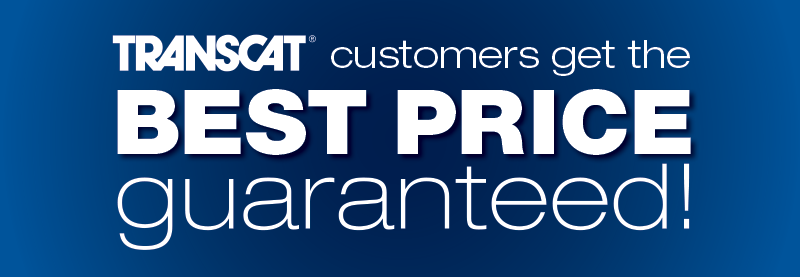 Transcat Offers the Best Price Guaranteed!