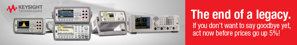 Recommended Replacements for Popular Discontinued Agilent Products