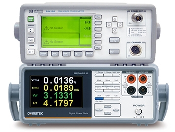 RF Power Meter Calibration Services from Transcat
