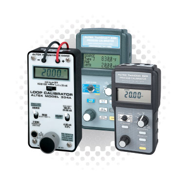 Altek Calibrator Repair Services from Transcat