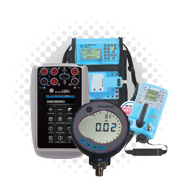 Druck Calibrator Repair Services from Transcat