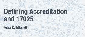 17025 Accreditation: Calibration Requirements White Paper