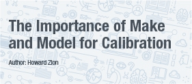 The Importance of Make and Model for Calibration - Transcat White Paper