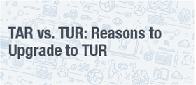 Measurement Standards - TAR vs. TUR
