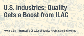 US Industries Quality Gets a Boost from ILAC