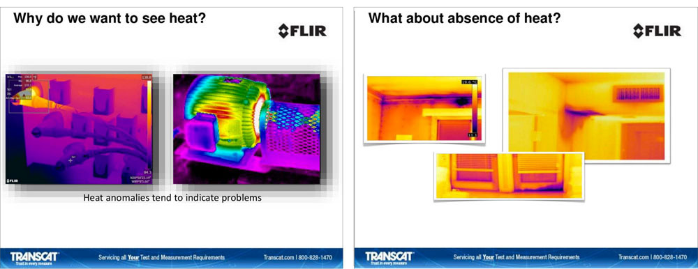 See the Heat with FLIR