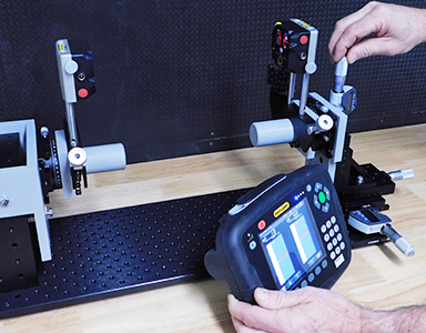 Laser Alignment Tool Calibration Services