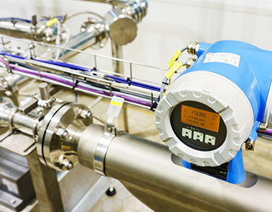 Liquid Flowmeter Calibration Services