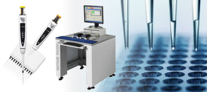 pipette calibration services  from Transcat