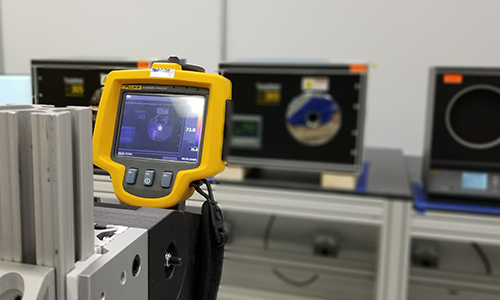 Thermal Imager Calibration Services